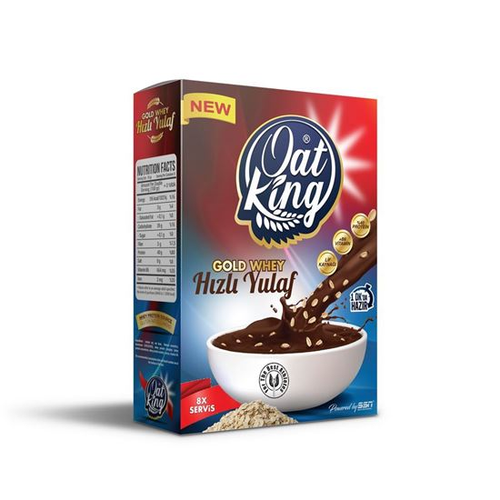 Picture of OatKing Whey Proteinli Instant Yulaf