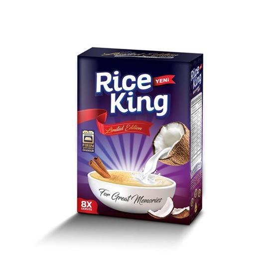 """Rice King Limited Edition """"Kış Serisi"""" .URETIMI BITMISTIR. resmi"""