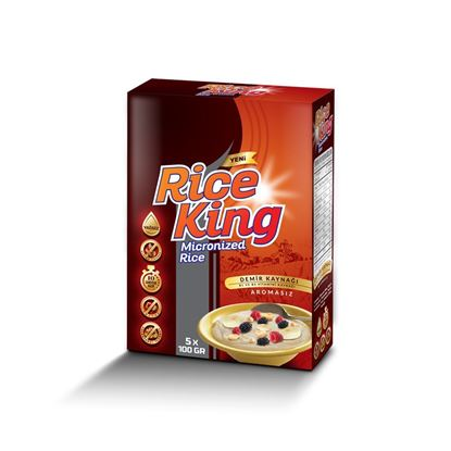 Picture of Rice King Mikronize Pirinç Naturel